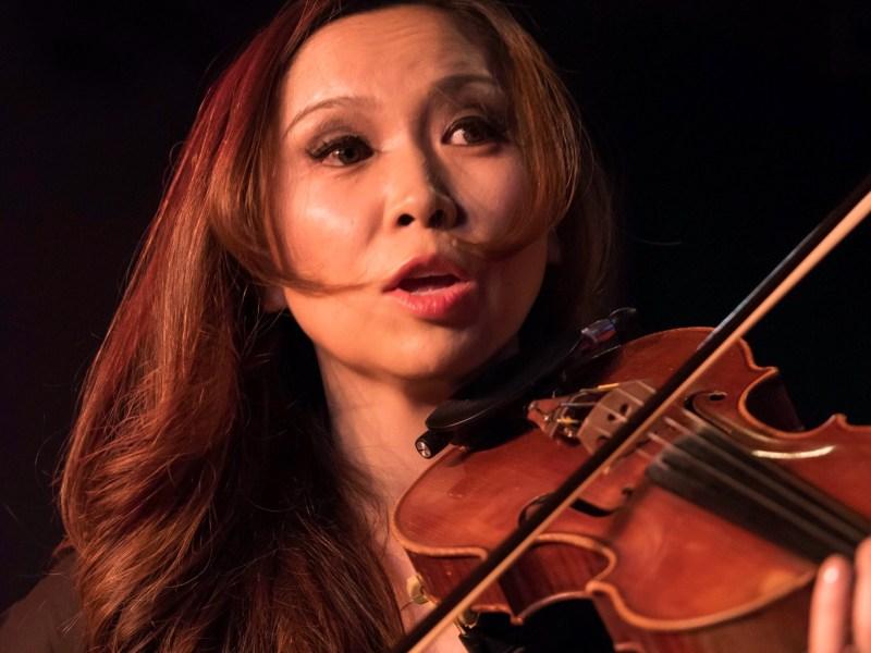 NEW YORK TIMES CRITICS PICK: Meg Okura & The Pan Asian Chamber Jazz Ensemble @ Dizzy's Club Coca-Cola – Aug. 20th
