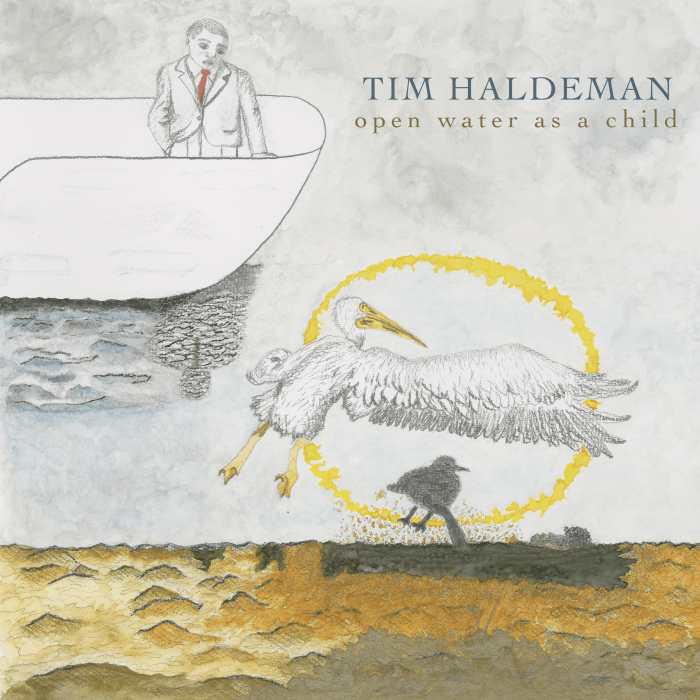 Tim Haldeman: Open Water As A Child