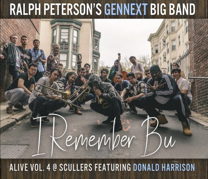 "REVIEW: Ralph Peterson's GenNext Big Band's ""I Remember Bu"" Named ""Jazz Album of the Week"" by WRTI"