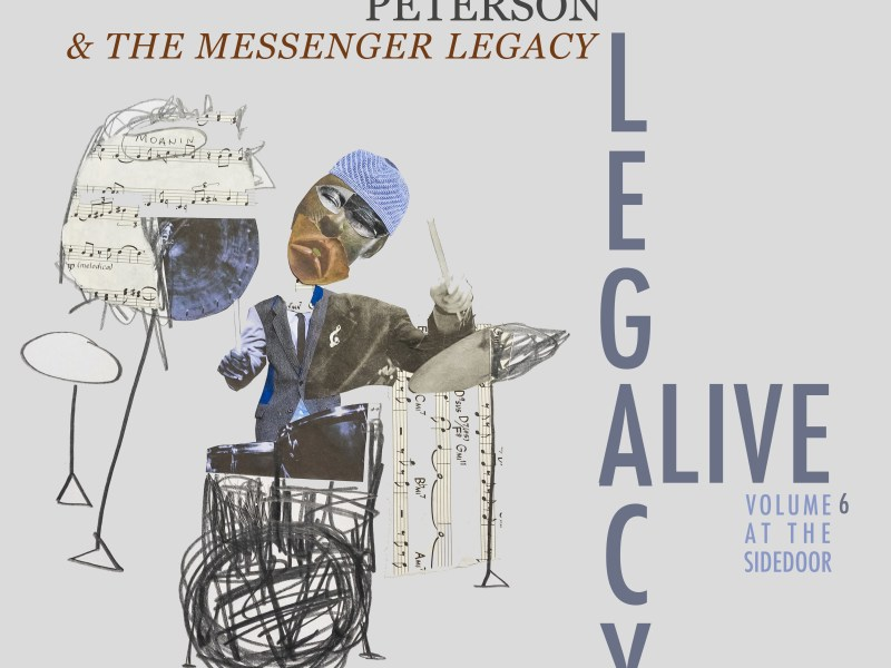 "OUT TODAY: Ralph Peterson's Messenger Legacy Celebrates Art Blakey's Centennial with ""Legacy"" – Onyx Production"
