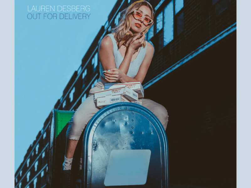 """REVIEW: Jazz Weekly Reviews Lauren Desberg's """"Out for Delivery"""""""