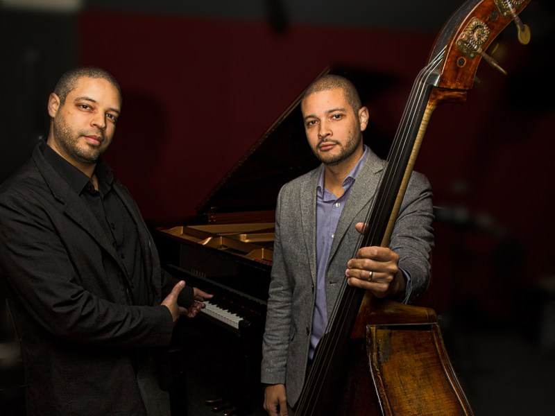 """PREMIERE: NextBop Premieres The Curtis Brothers' """"Three Points and a Sphere"""""""