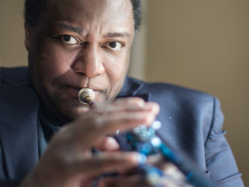What's Going on Today: All About Jazz Interviews Wallace Roney!