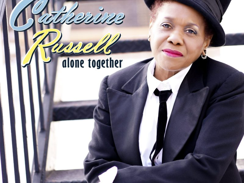 SPECIAL ANNOUNCEMENT: Catherine Russell's 'Alone Together' Nominated for a GRAMMY® Award for Best Jazz Vocal Album