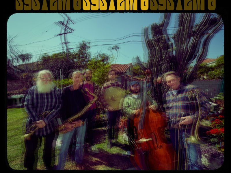 NEW RELEASE: Benn Clatworthy & System 6 to Release TALES FROM THE BACKYARD on August 13, 2021