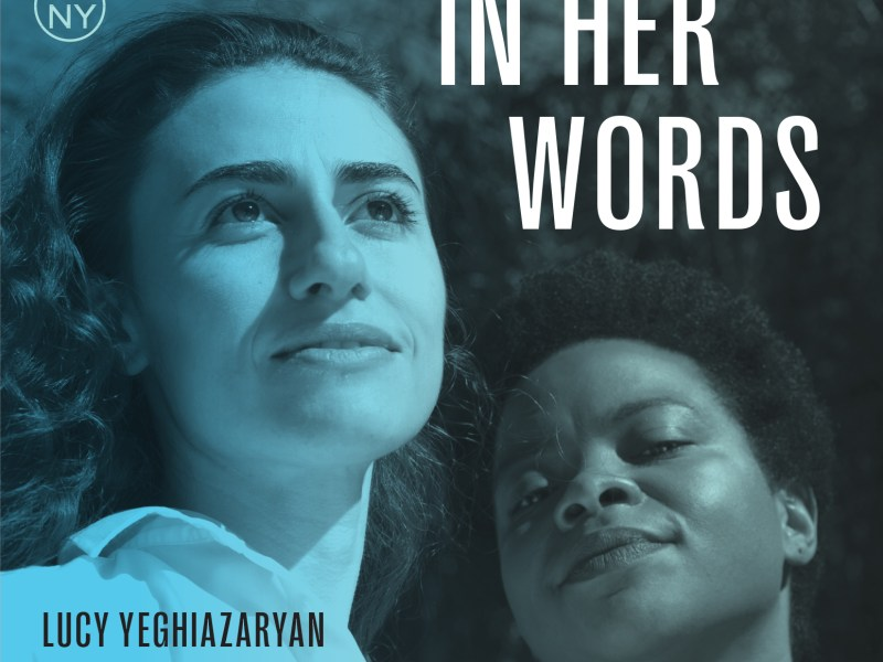 NEW RELEASE: Vocalists Lucy Yeghiazaryan and Vanisha Gould Present IN HER WORDS, due out September 24, 2021