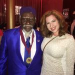 with NEA Jazz Master Pharoah Sanders