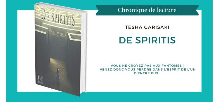 De spiritis Tesha Garisaki