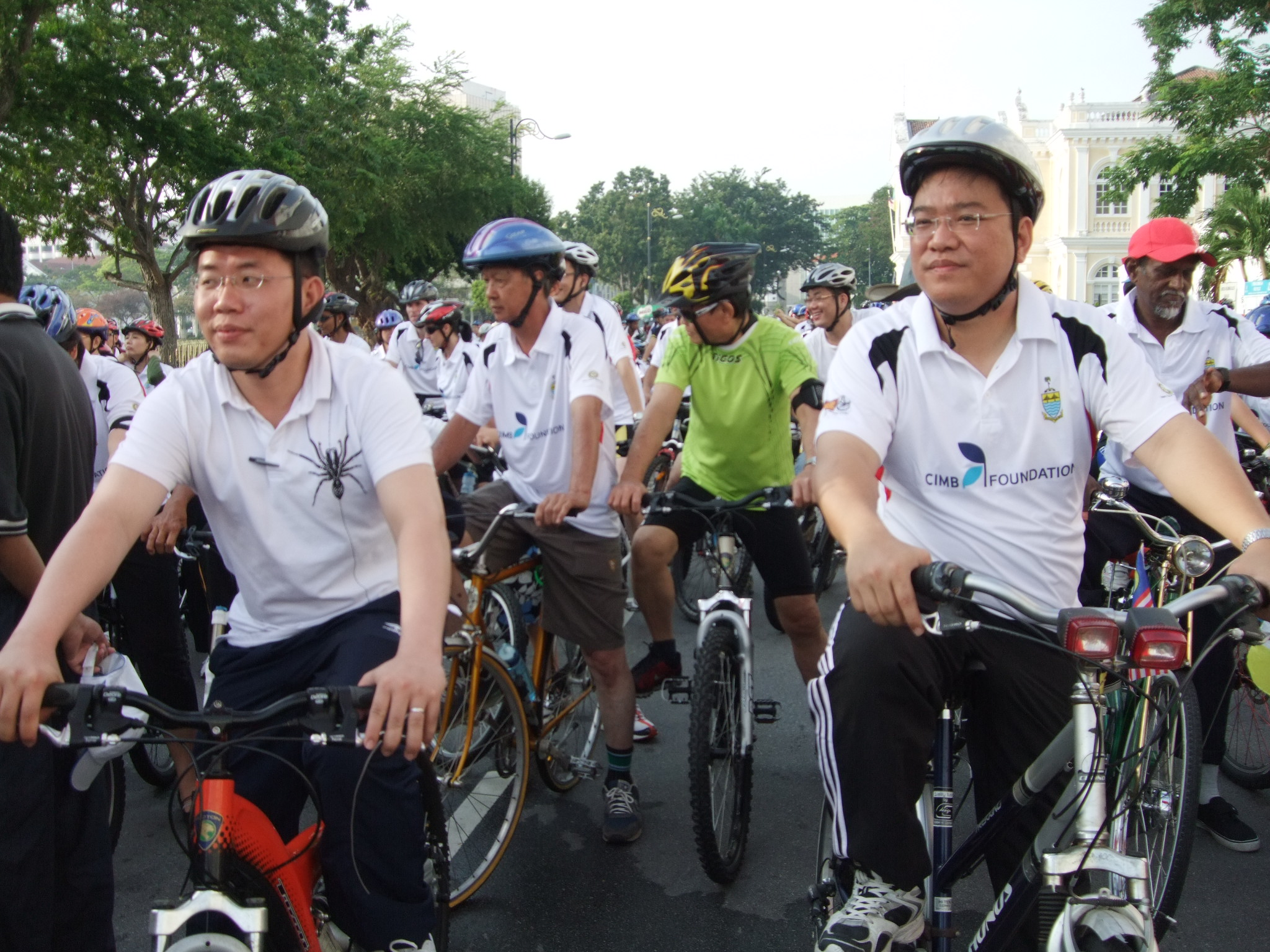 RIDE WITH CM