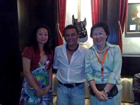 Hard Rock  Cofe Penang Grand Opening
