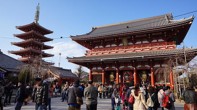 Visiting Japan on Budget