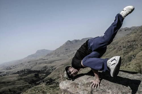 'Breakdancer' shot ( Photo Credits to F Z Joe)