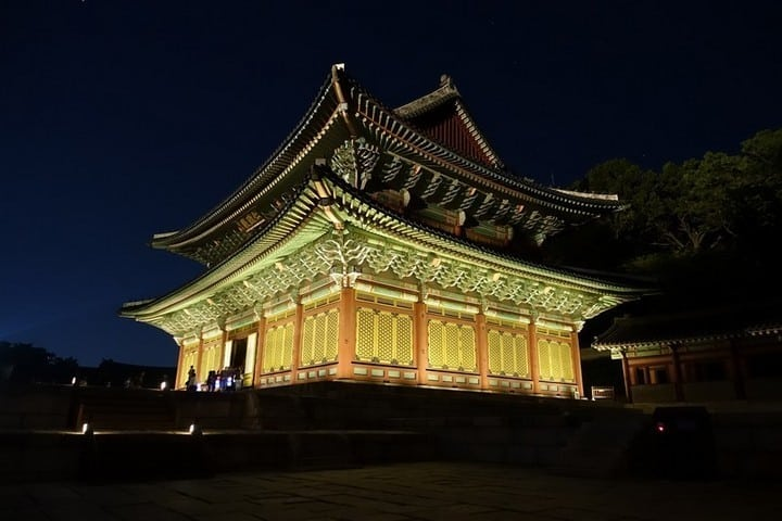 Moonligh Tour of Changdeokgung Palace