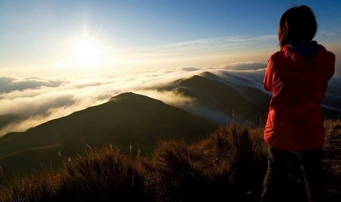 Trekking to the top of Mount Pulag and concluding our 4 days hike