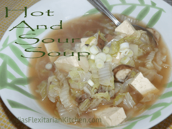 Home Style Take Out: Hot and Sour Soup