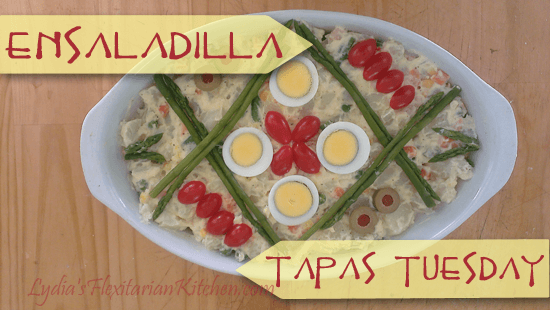 Tapas Tuesday: Ensaladilla