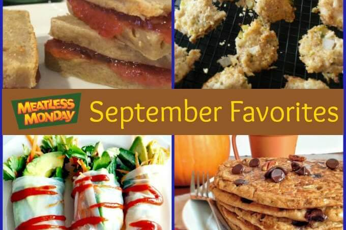 Meatless Monday: September Favorites