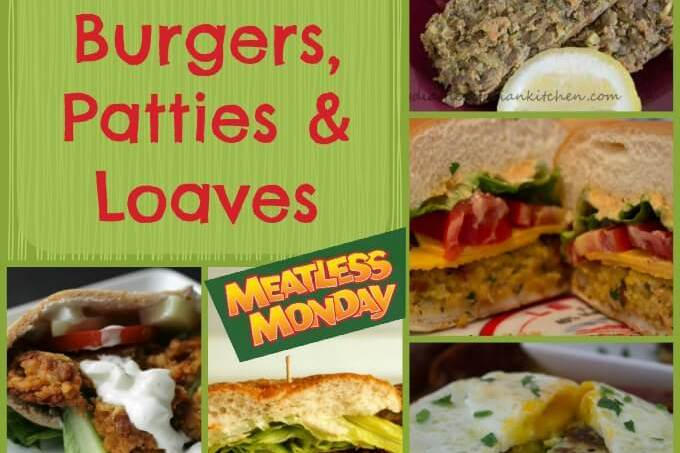 Five Meatless Burgers