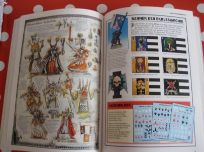 Ein Blick in den Codex aus 2. Edition