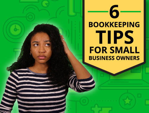 bookkeeping tips for small business owners