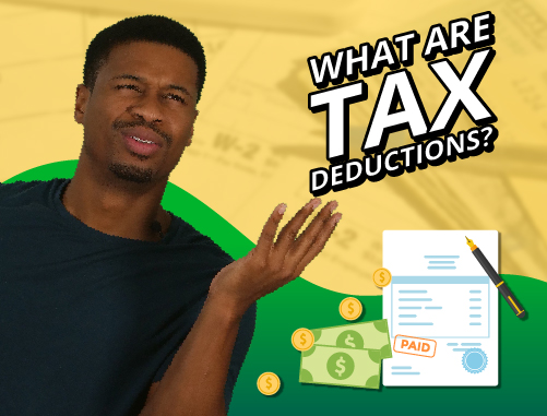 what are tax deductions