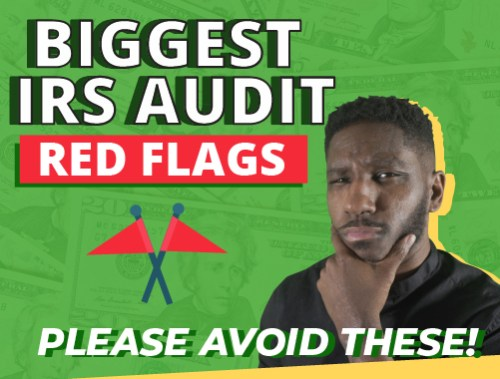 IRS audit red flags