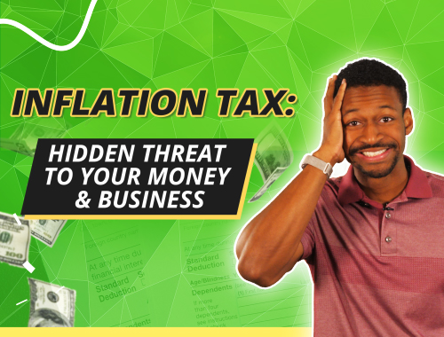 inflation tax