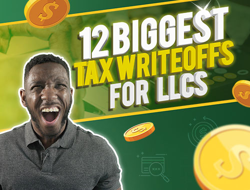 tax write offs for LLC