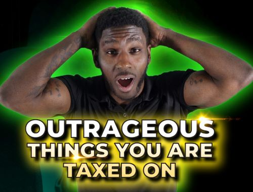 outrageous things you are taxed on