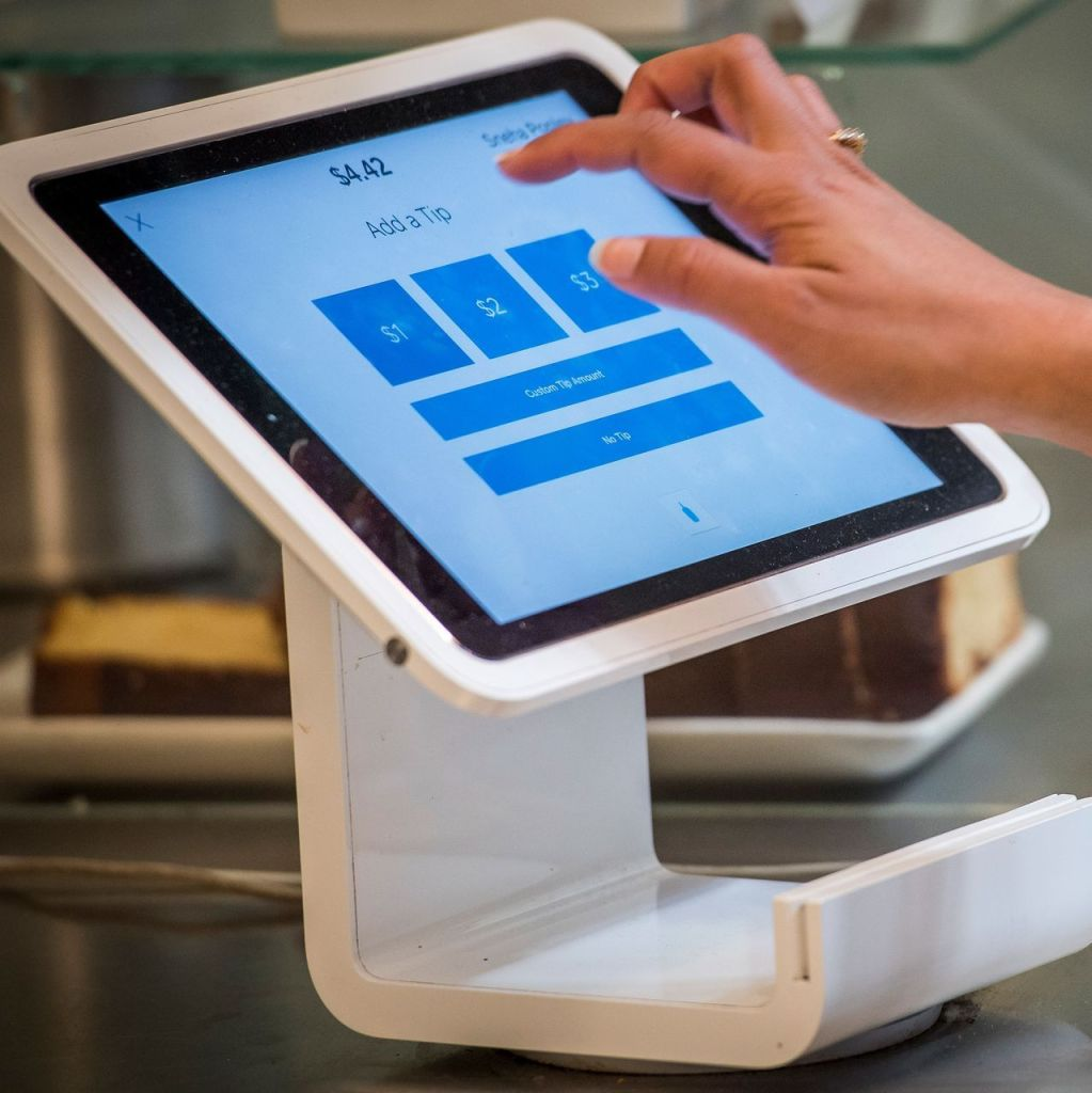 point of sale, ipad, square payment, touchscreen