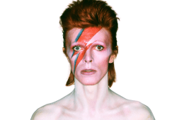 "R.I.P. David Bowie - we hope the ""Fame"" was worth it"