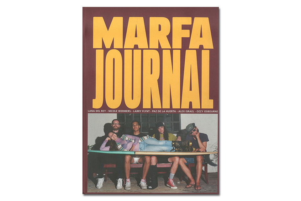 Lana Del Rey Goes Camping For Marfa Journal