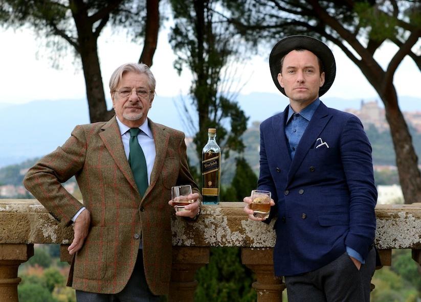 Jude Law 'The Gentleman's Wager II'