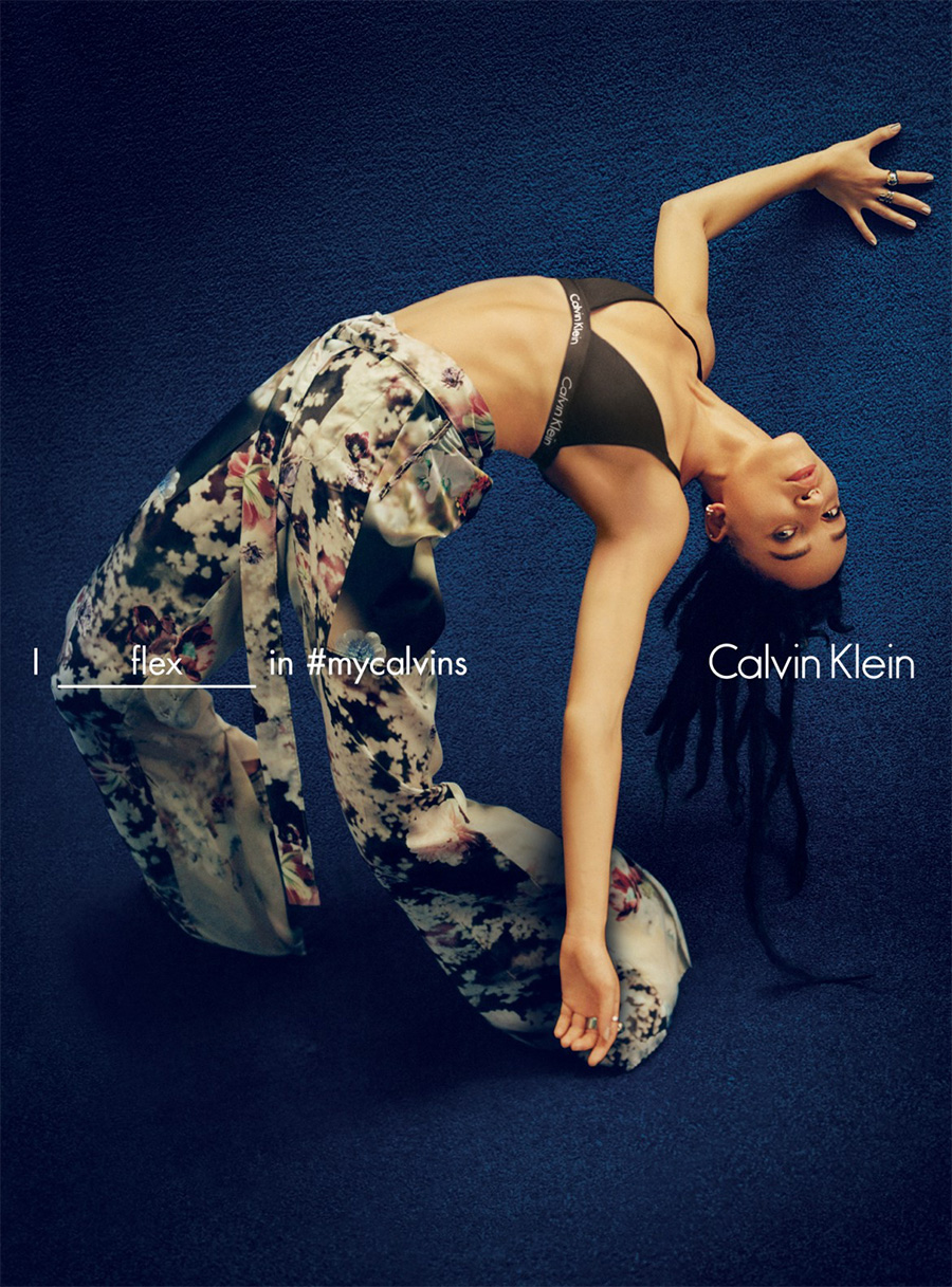 Kendrick Lamar, Kendall Jenner, FKA twigs and More Star in Calvin Klein Spring 2016 Campaign