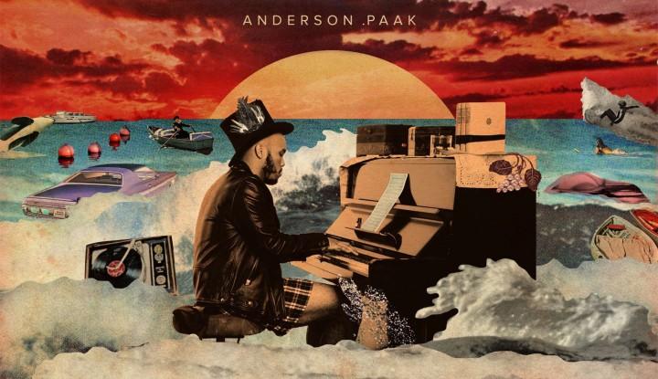 Album Review: Anderson .Paak - Malibu