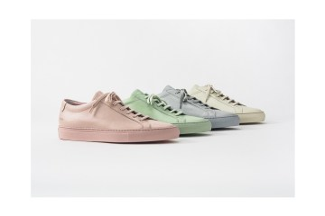 Common Projects SS16 Collection