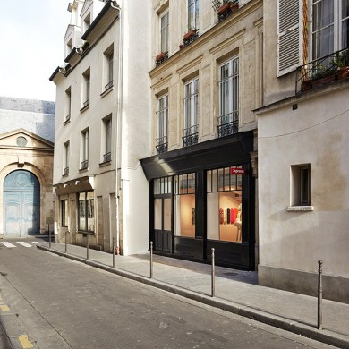 Inside Look: Supreme's New Paris Store