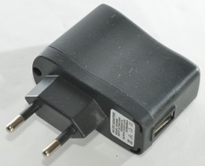 USB Power SupplyCharger Test