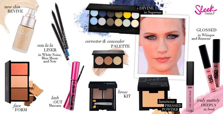Get the Look, by Sleek MakeUp