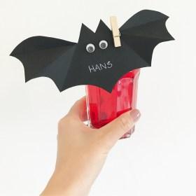 Halloween bordkort