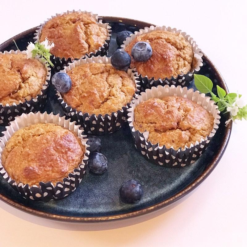 Muffins til madpakken