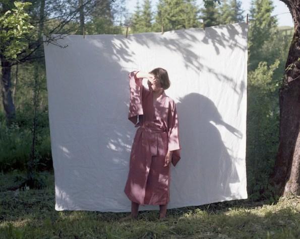 Kimono Dusty pink