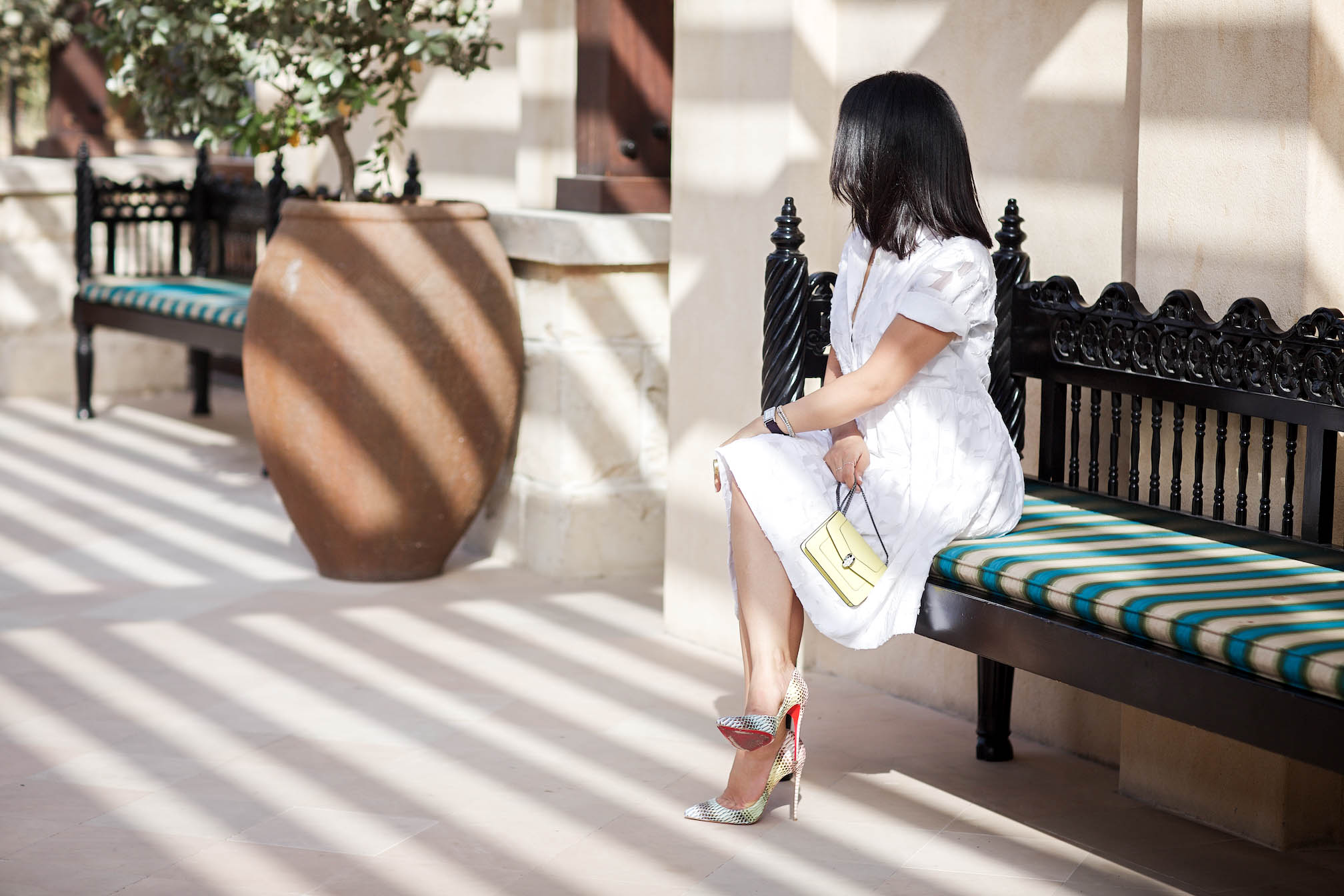 little-white-dress-kate-spade-bulgari-louboutin-1