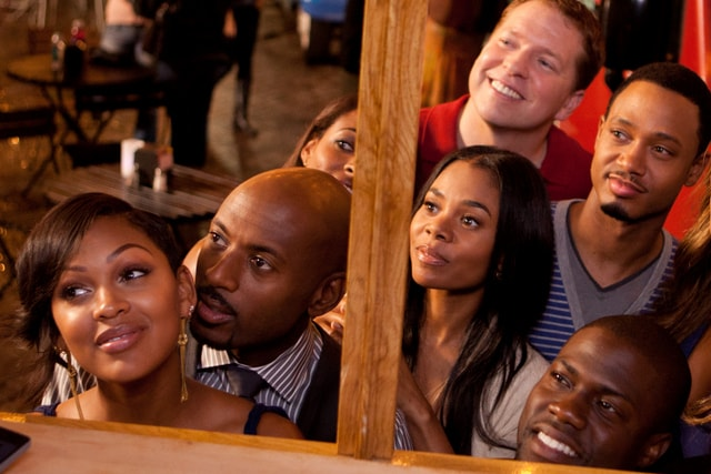 Think Like a Man - Megan Good, Kevin Hart, Regina Hall, Romany Malco, Terrence J, Gary Owen-min