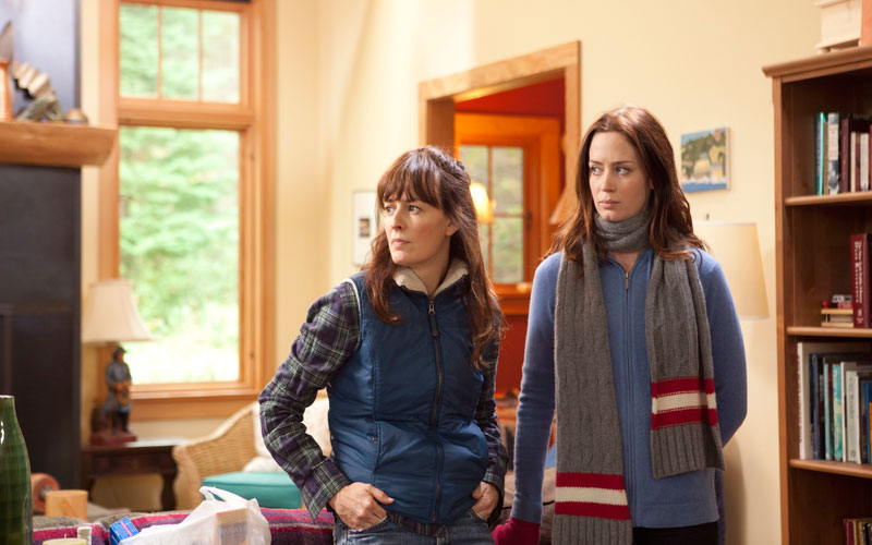 your sister's sister - emily blunt and rosemary dewitt