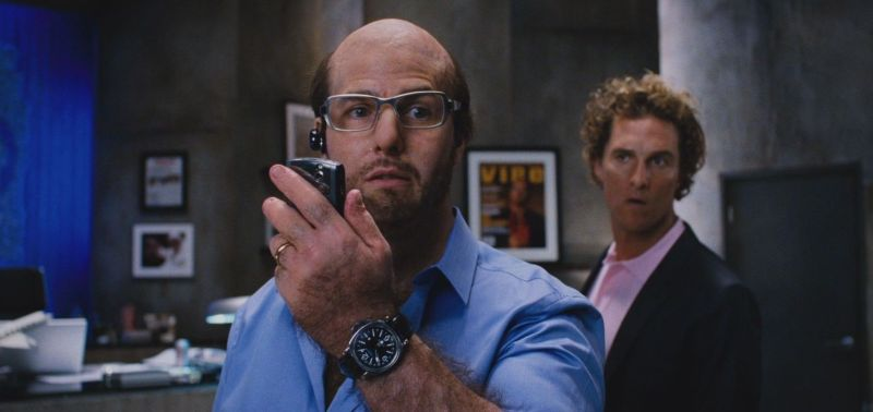 tropic thunder tom-cruise-as-les-grossman-with-matthew-mccoughnahey-in-tropic-thunder