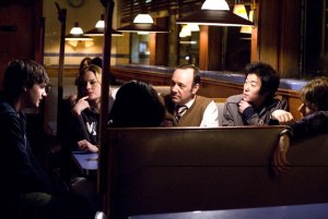 21 movie - Jim Sturgess, Kate Bosworth, Kevin Spacey and Aaron Yu