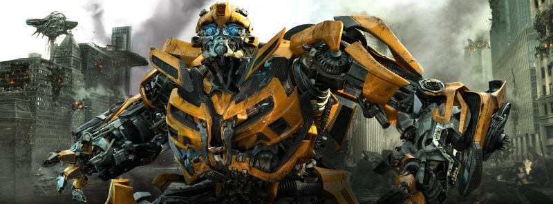 Bumblebee Transformers Dark of the Moon