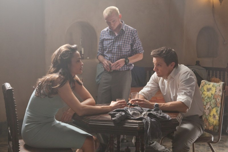 paula patton, simon pegg and jeremy renner
