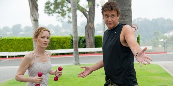 this is 40 movie review -leslie mann jason segal